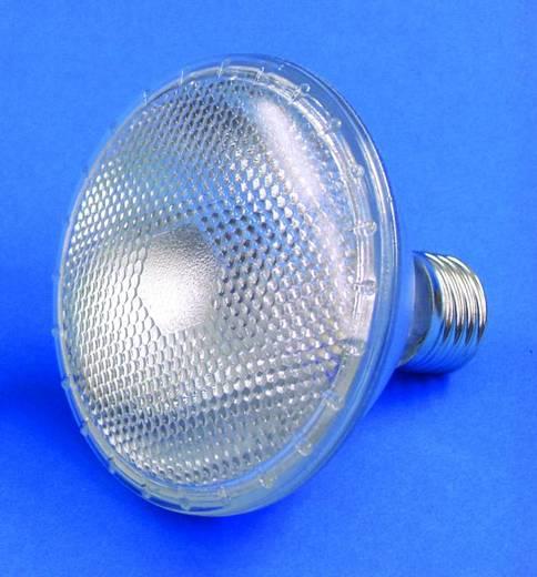 Halogen Lichteffekt Leuchtmittel Omnilux Par-30 Flood 230 V E27 50 W Weiß dimmbar
