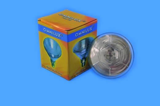 Halogen Lichteffekt Leuchtmittel Omnilux Par-38 Lamp 230 V E27 80 W Weiß dimmbar