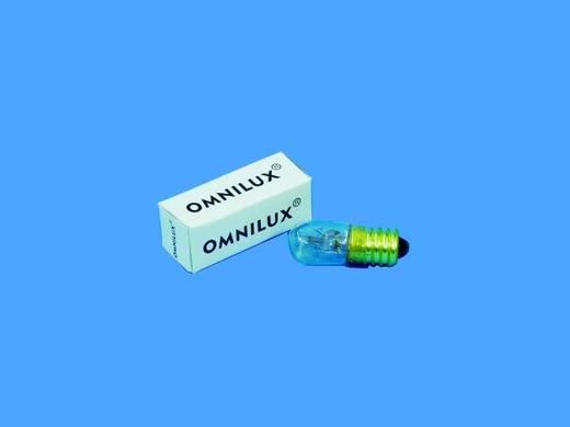 Halogen Lichteffekt Leuchtmittel Omnilux 92004610 230 V E14 7 W Weiß