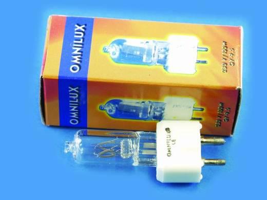 Halogen Lichteffekt Leuchtmittel Omnilux Studiolampe 230 V GY9.5 100 W Weiß