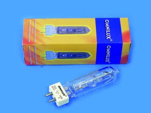 Entladungs Lichteffekt Leuchtmittel Omnilux 89106105 94 V GY9.5 250 W Weiß