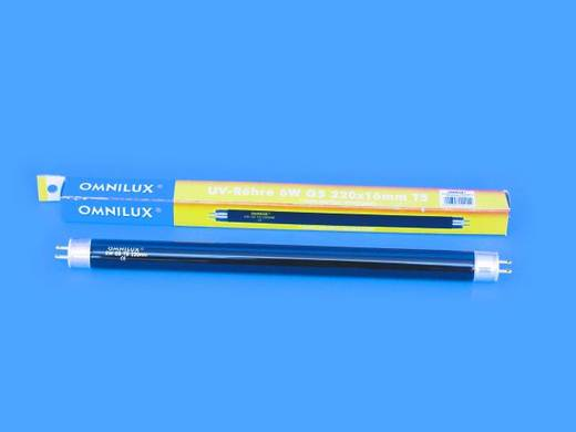 UV-Röhre T5 Omnilux 6 W