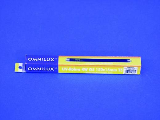 UV-Röhre G5 Omnilux 89500905 4 W