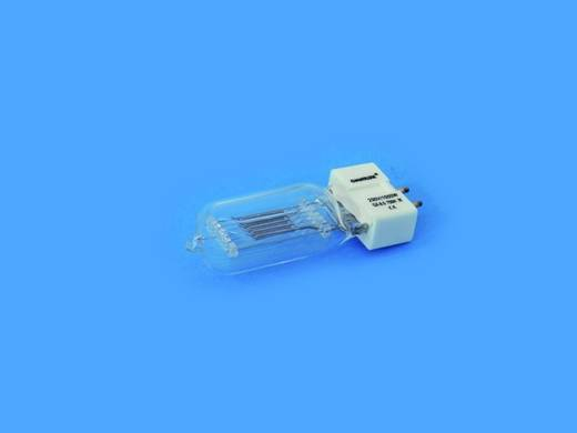 Halogen Lichteffekt Leuchtmittel Omnilux 88344105 230 V GX9.5 1000 W Weiß