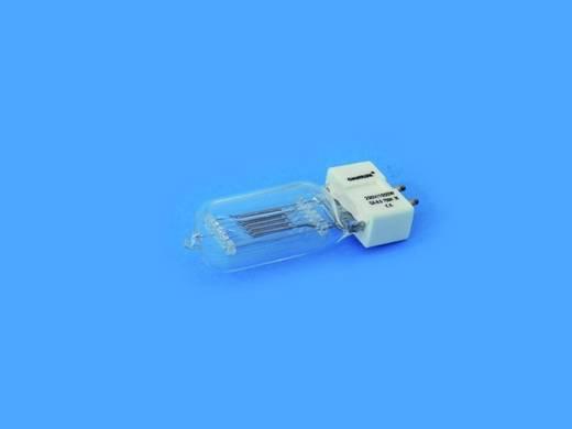 Halogen Lichteffekt Leuchtmittel Omnilux Studiolampe 230 V GX9.5 1000 W Weiß