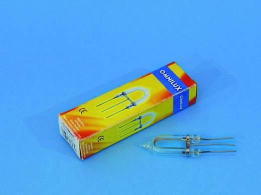 Stroboskop-Blitzröhre Omnilux Blitzröhre 40W U-Form ohne Sockel Weiß