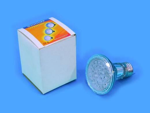LED Lichteffekt Leuchtmittel Omnilux 88020525 230 V E27 10 W Weiß