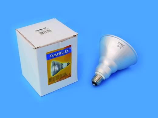 Halogen Lichteffekt Leuchtmittel Omnilux PAR-38 ES 230 V E27 20 W Weiß