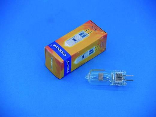 Halogen Lichteffekt Leuchtmittel Omnilux FLW 24 V G6.35 300 W Weiß
