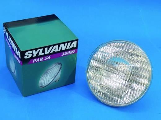 Halogen Lichteffekt Leuchtmittel Sylvania 88125120 230 V GX16d 300 W Weiß dimmbar