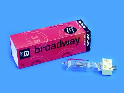 Halogen Lichteffekt Leuchtmittel Philips 6897P 230 V GX9.5 12000 W Weiß dimmbar