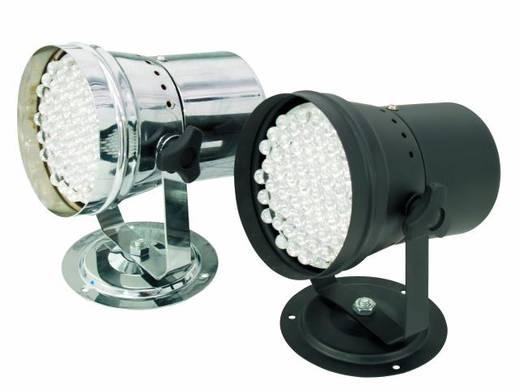 LED-Pinspot Eurolite LED T-36 Spot Anzahl LEDs: 55 x Silber
