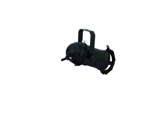 Halogen-PAR-Scheinwerfer Eurolite PAR-16 Spot GU-10 Schwarz