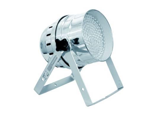 LED-PAR-Scheinwerfer Eurolite LED PAR-64 RGBA Floor Anzahl LEDs: 177 x Silber