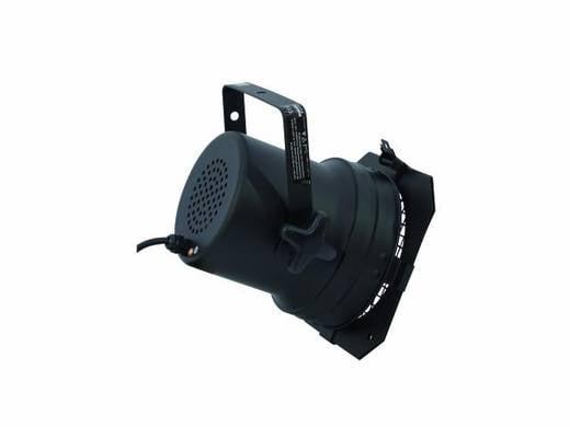 Halogen-PAR-Scheinwerfer Eurolite PAR-56 Lite Spot Set Schwarz
