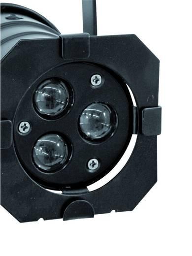LED-Pinspot Eurolite LED PAR-16 8500 K Anzahl LEDs: 3 x 3 W Schwarz