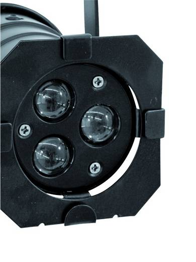 LED-Pinspot Eurolite LED PAR-16 8500 K Anzahl LEDs: 3 x 3 W