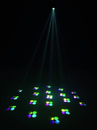 DMX LED-Effektstrahler Eurolite LED GF-10 Anzahl LEDs:1 x 10 W