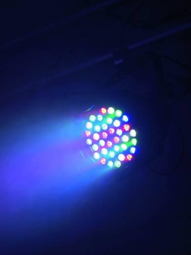 LED-PAR-Scheinwerfer Eurolite LED ML-56 RGBW Anzahl LEDs: 36 x 3 W Silber