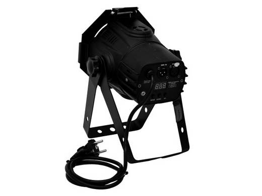 LED-PAR-Scheinwerfer Eurolite LED ML-30 QCL Anzahl LEDs: 7 x 8 W Schwarz
