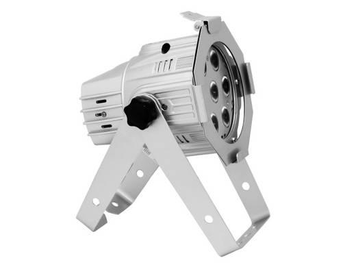 LED-PAR-Scheinwerfer Eurolite ML-30 QCL Anzahl LEDs: 7 x 8 W Silber