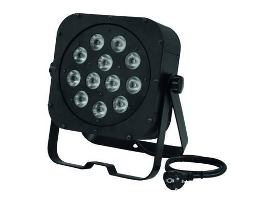 LED-PAR-Scheinwerfer Eurolite SLS-12 QCL Floor Anzahl LEDs: 12 x 5 W Schwarz