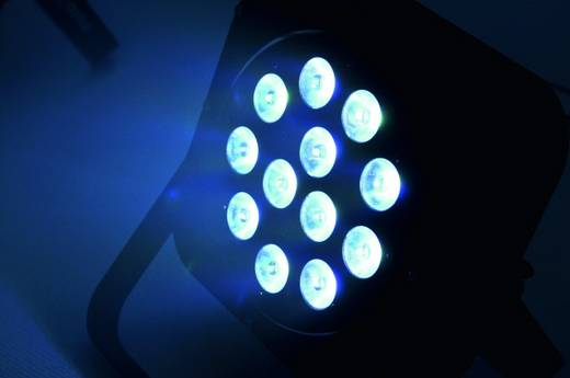 LED-PAR-Scheinwerfer Eurolite SLS-12 QCL Floor Anzahl LEDs: 12 x 5 W