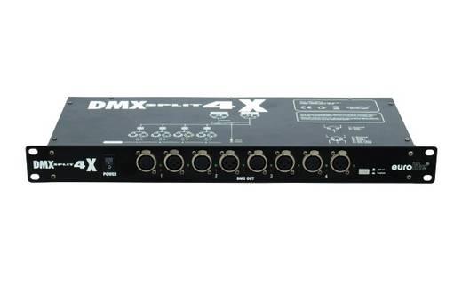 DMX Splitter Eurolite Split 4X 4-Kanal