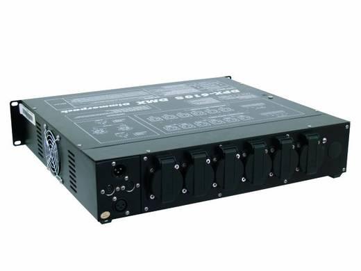 DMX Dimmer Eurolite DPX-610 S 6-Kanal 19 Zoll-Bauform