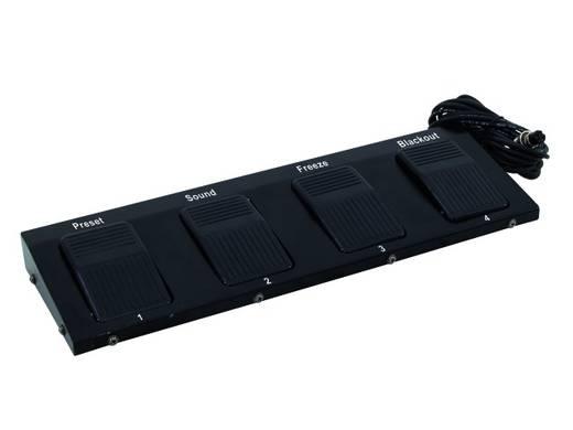 DMX Controller Eurolite FP-1 4-Kanal Fußsteuerung