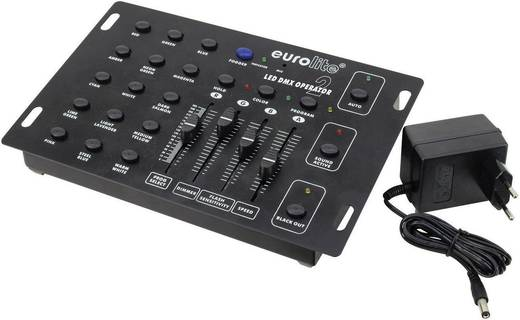 DMX Controller Eurolite Operator 2 8-Kanal