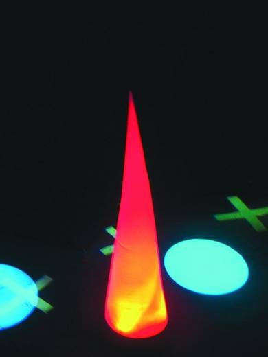 Halogen Party-Lichteffekt Eurolite AC-300 Multi-Color Anzahl Leuchtmittel: 1