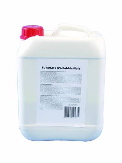 Seifenblasenfluid Eurolite Rot 5 l
