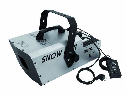 Schneemaschine Eurolite sneeuw 6001 inkl. Befestigungsbügel, inkl. Kabelfernbedienung