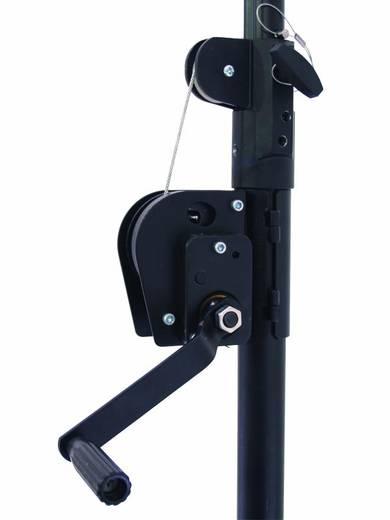 Lichtstativ inkl. Kurbel Belastbar bis Gewicht:35 kg Eurolite STC-300
