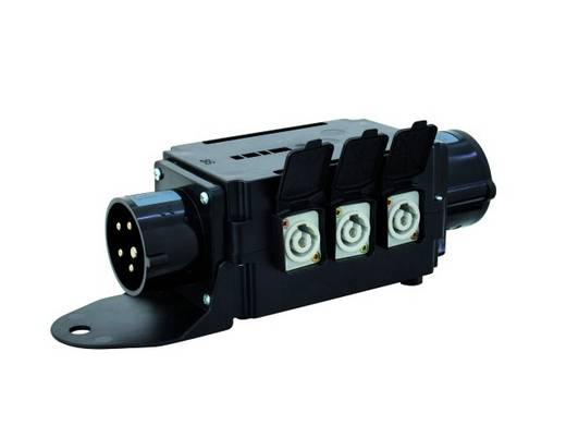Stromverteiler 3fach Rigport RPL-16