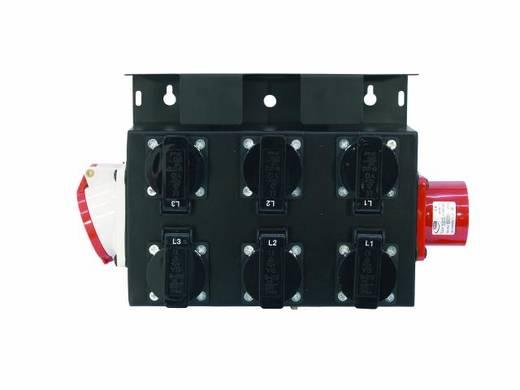 Stromverteiler 6fach Eurolite SB-652X