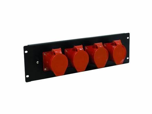 19 Zoll Stromverteiler 4fach Eurolite PDM 3U 4CEE 32A / 5 pins 3 HE