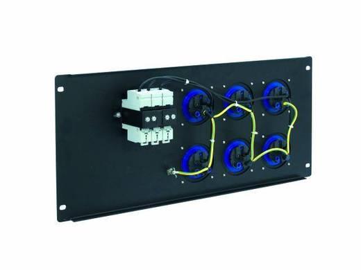 19 Zoll Stromverteiler 6fach Eurolite PDM 5U 6CEE 16A / 3-polige 5 HE