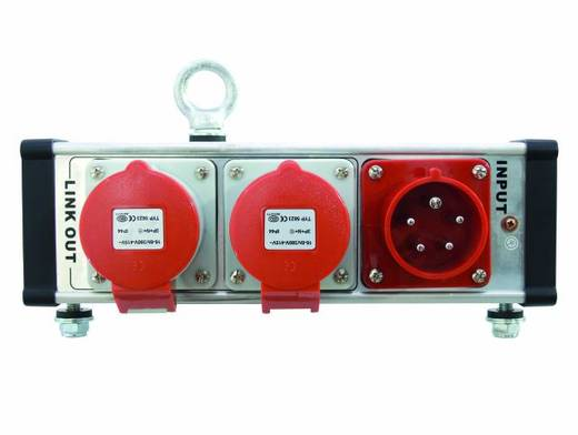 Stromverteiler 2fach Eurolite SAB-322