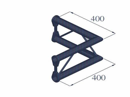 2-Punkt Traverse Ecke 90 ° Alutruss BISYSTEM PV-21