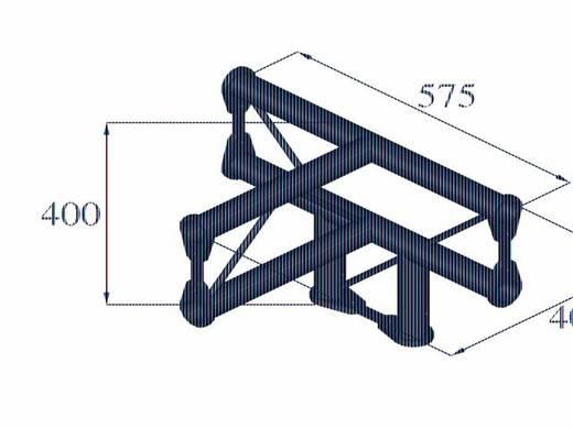 BISYSTEM PV-42 4-Weg T-Stück vertikal