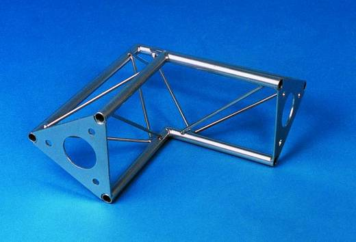 3-Punkt Traverse Ecke 90 ° Alutruss DECOTRUSS SAC 24