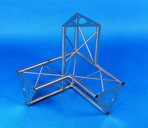 3-Punkt Traverse 3-Weg-Ecke 90 ° Alutruss DECOTRUSS SAL 32