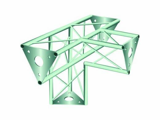 3-Punkt Traverse 4-Weg-Ecke 90 ° Alutruss DECOTRUSS SAT 42