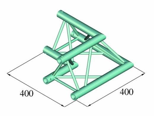 3-Punkt Traverse Ecke 90 ° Alutruss DECOLOCK DQ3-PAC21