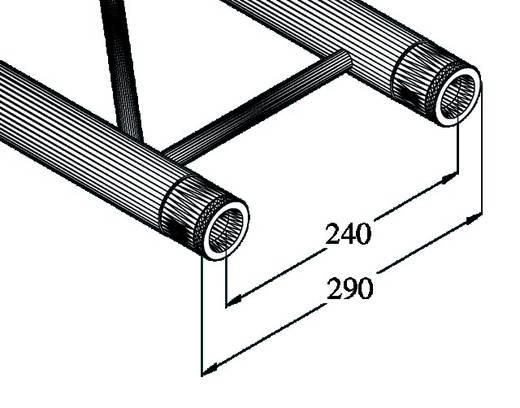 2-Punkt Traverse 100 cm Alutruss BILOCK BQ2-1000