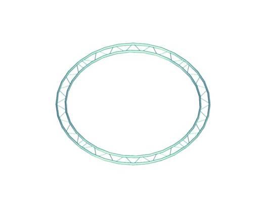 Traversen-Kreis 200 cm Alutruss BILOCK 4 tlg.