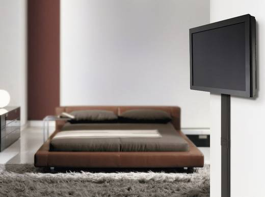 vogel s cable 4 kabelkanal f r 4 kabel 0 94 m schwarz kaufen. Black Bedroom Furniture Sets. Home Design Ideas