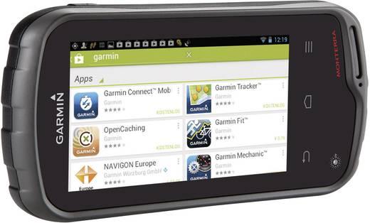 Garmin Monterra Outdoor Navi Geocaching, Wandern Europa, Welt Bluetooth®, GPS, spritzwassergeschützt